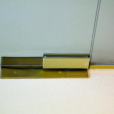Kývne sklenené dvere – jednokrídlové