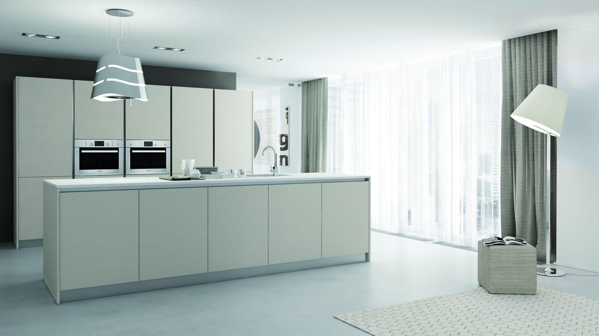 Biela kuchyňa je šperkom domácnosti