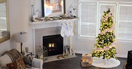 Dokonalé Vianoce tvoria detaily. Zmeňte váš domov na rozprávku