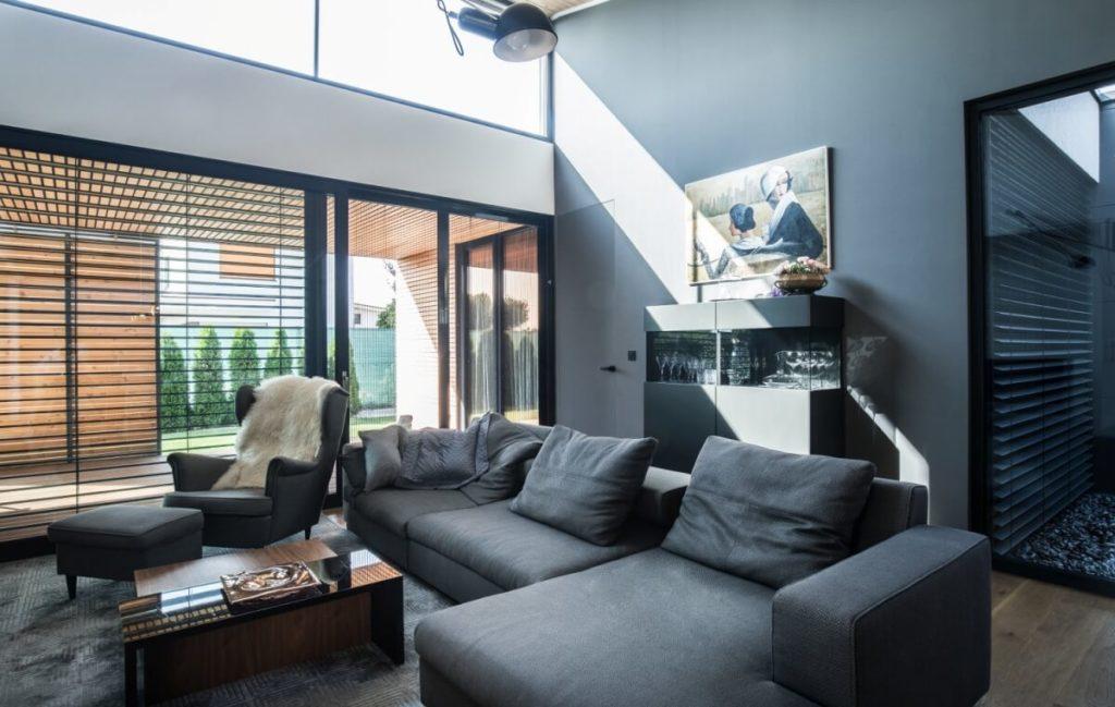 Obývačka s kuchyňou. Ako ju zariadiť a usporiadať?